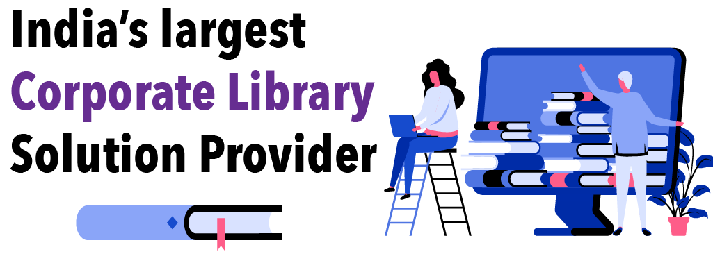 Hero Banner: India's Largest Corporate Library Solution Provder